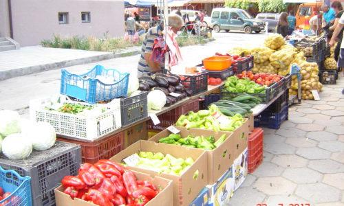 Фермерский рынок в Велинграде